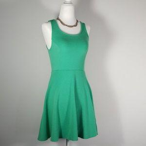 Beautiful Seafoam Green Stretch Dress - NWOT